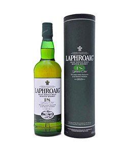 Laphroaig 18yo
